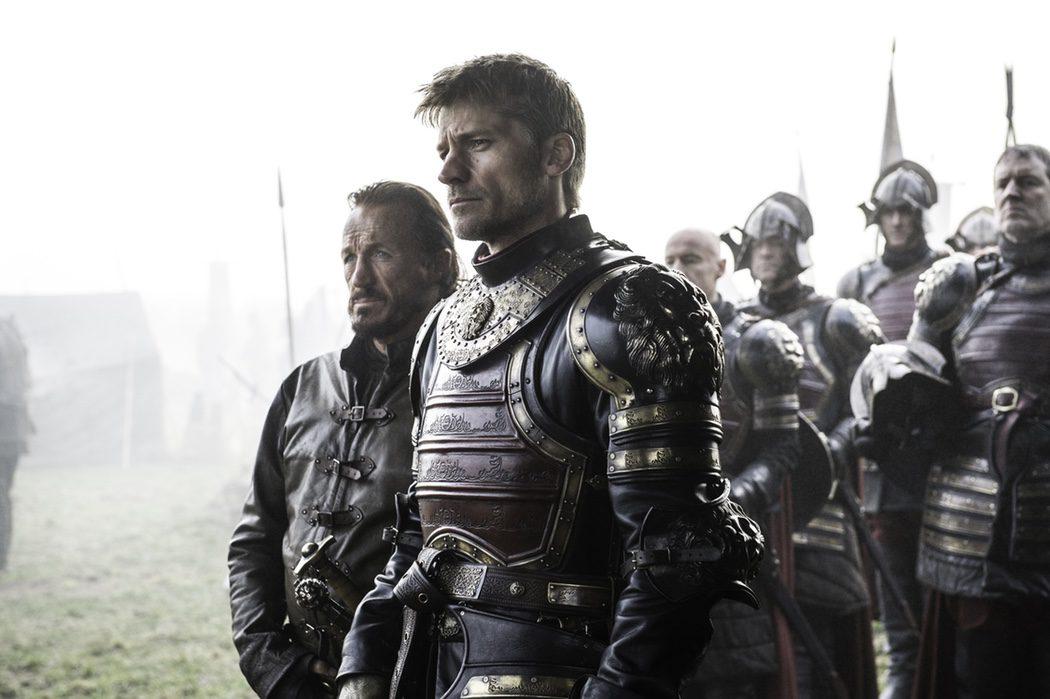 Jaime Lannister y Bronn llegan a Aguasdulces