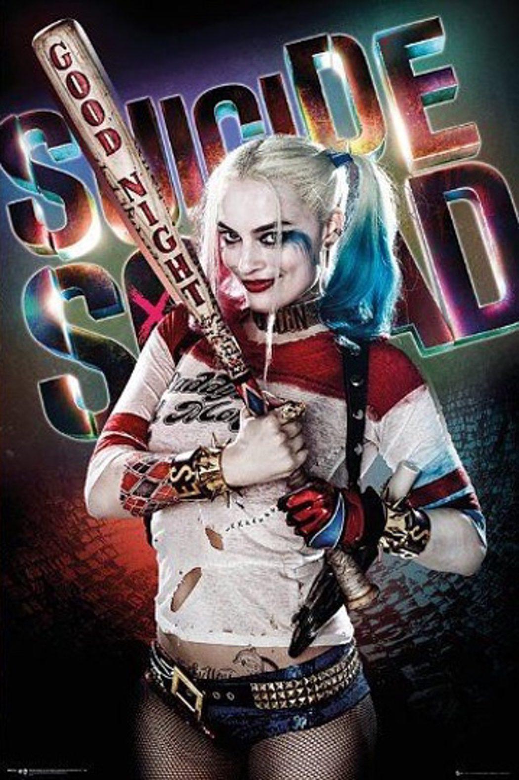 Póster Harley Quinn