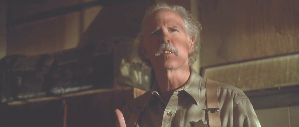 Sheriff Ed Galt