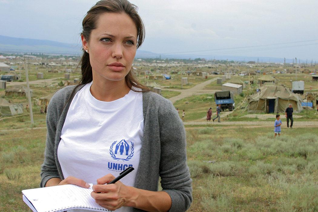 Labor humanitaria