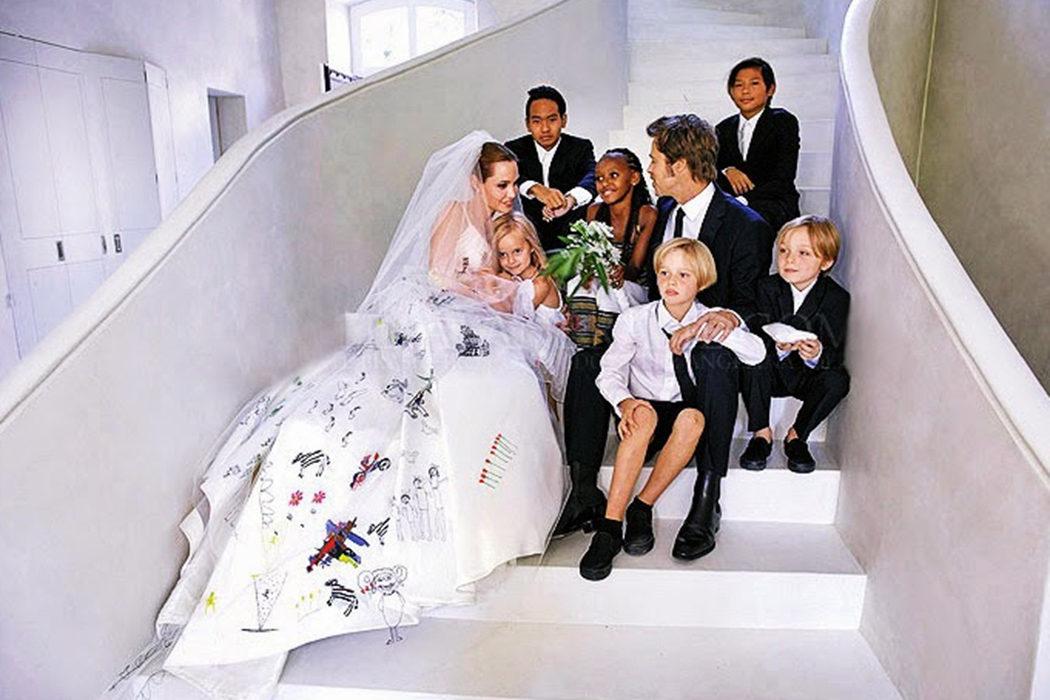 Cuatro maridos, tres divorcios, seis hijos