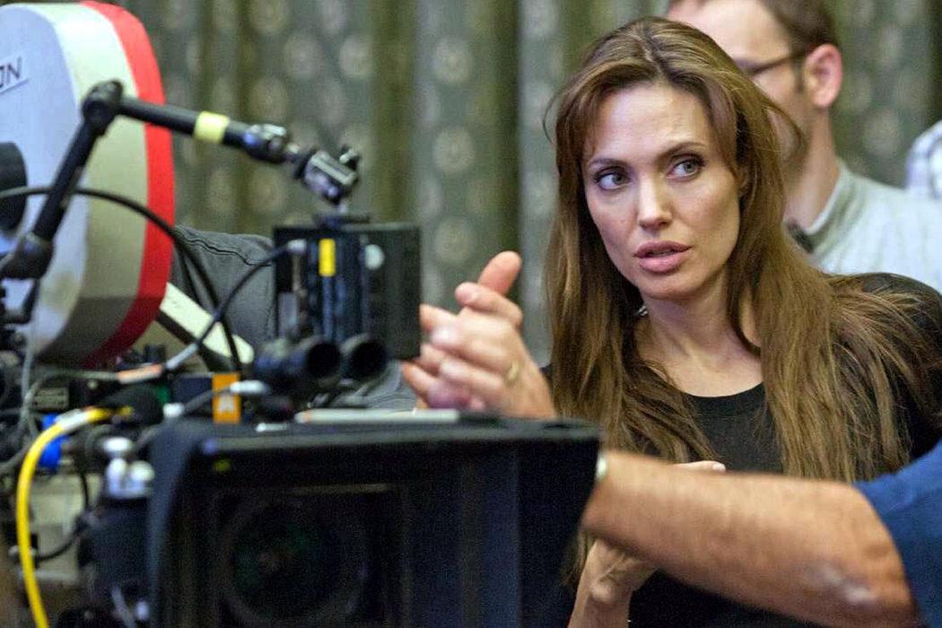 Angelina, directora