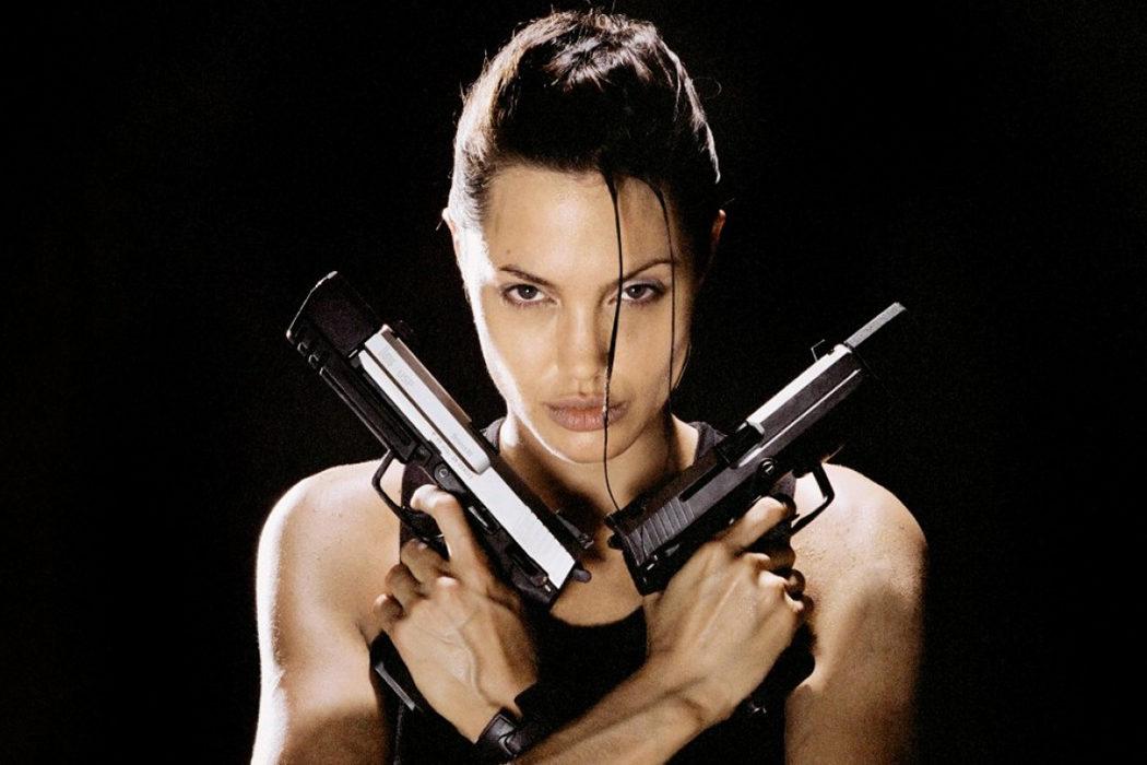 No la veían de Lara Croft