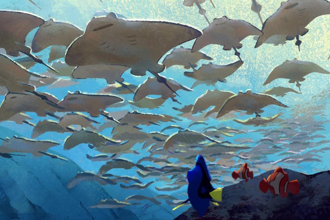 ¿Cómo surgió la idea de una secuela de 'Buscando a Nemo'?