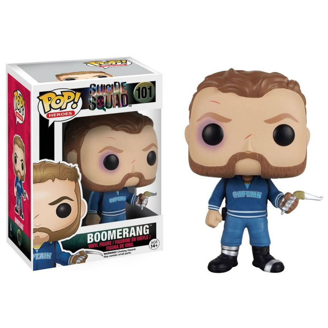 Pop! de Captain Boomerang