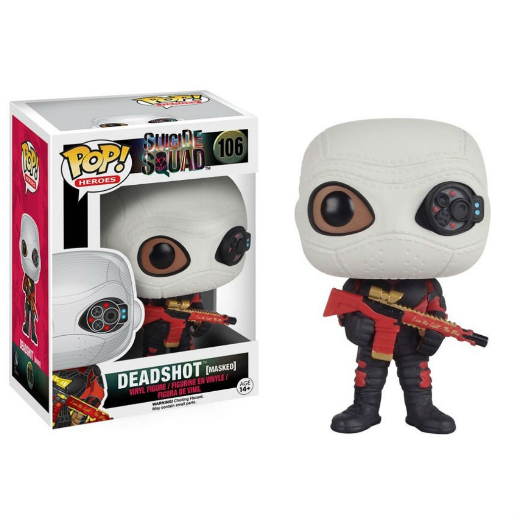 Pop! de Deadshot