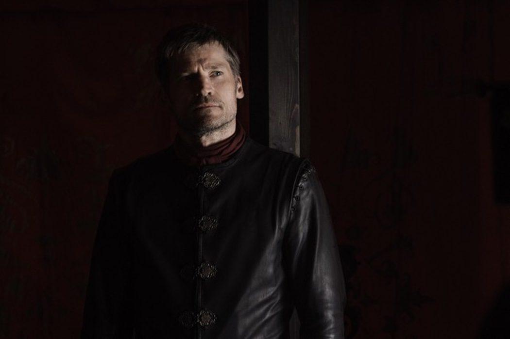 Jaime Lannister en el castillo de Brynden Tully