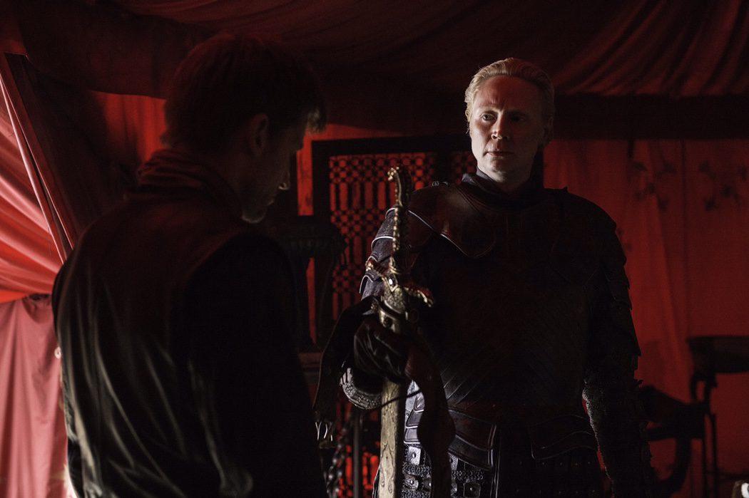 Brienne visita a Jaime Lannister