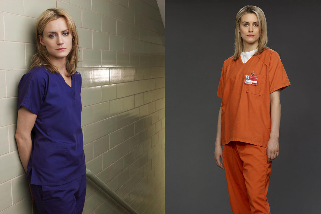 Taylor Schilling (Piper Chapman)
