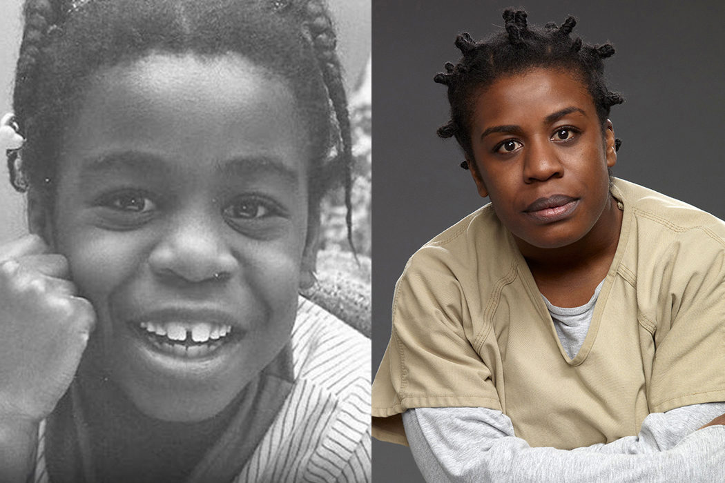 Uzo Aduba (Crazy Eyes)