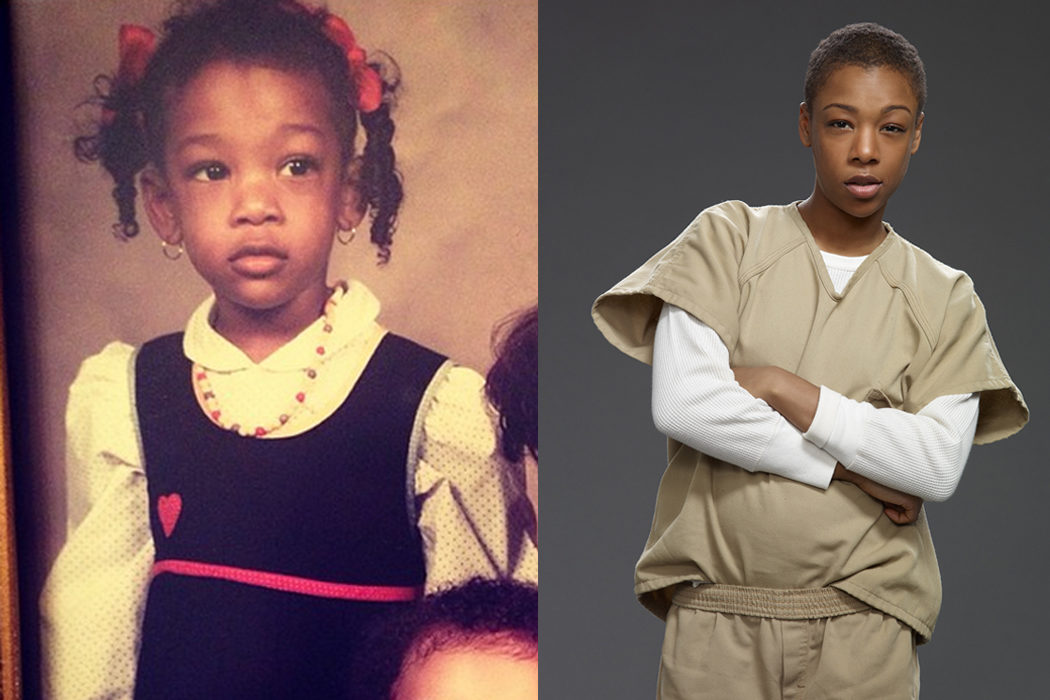 Samira Wiley (Poussey Washington)