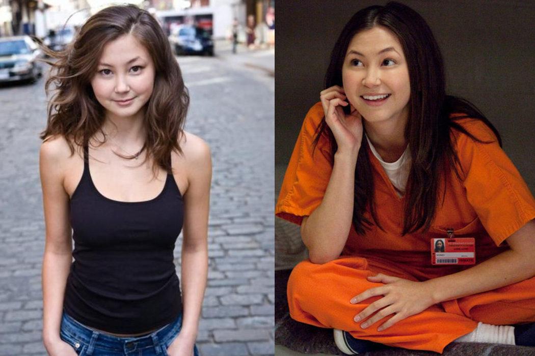 Kimiko Glenn (Brook Soso)