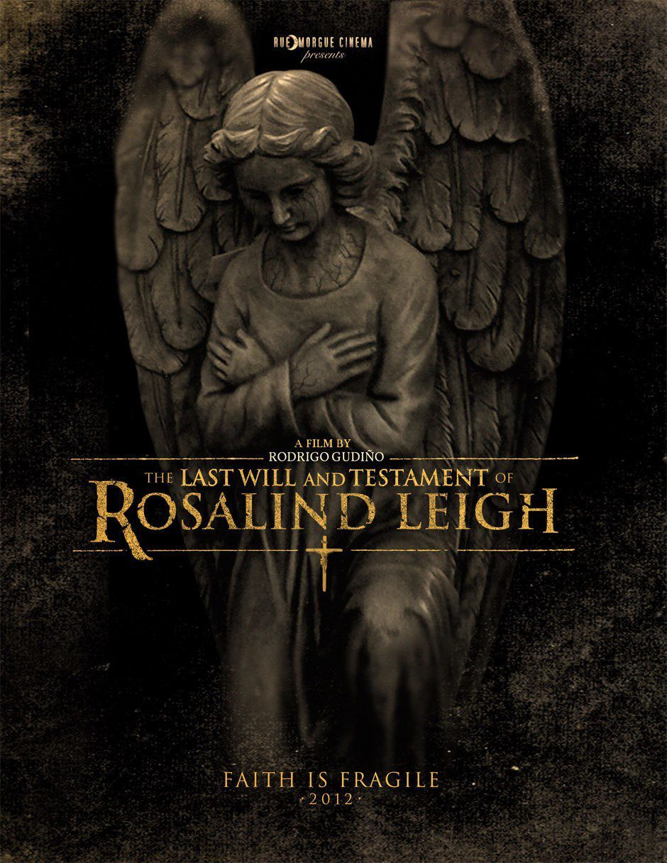 'The Last Will And Testament of Rosalind Leigh'