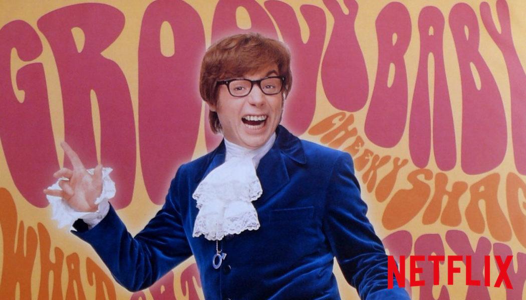 'Austin Powers en Miembro de Oro'