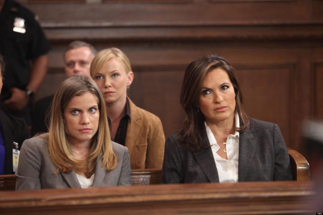 'Ley y orden' (2012)