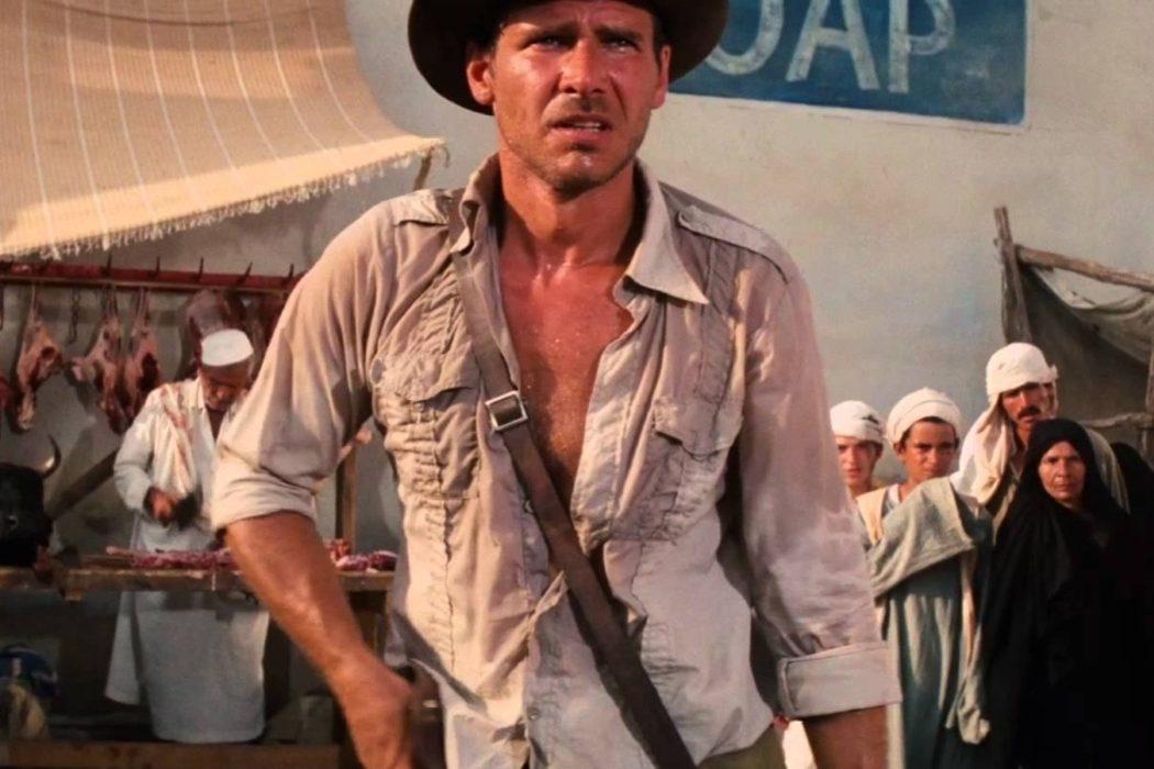 Resultado de imagen para Indiana Jones y Los cazadores del arca perdida