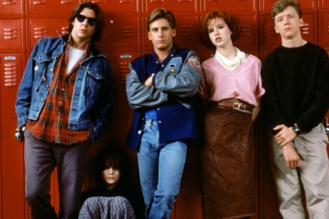 'El club de los cinco' (The Breakfast Club, 1985)