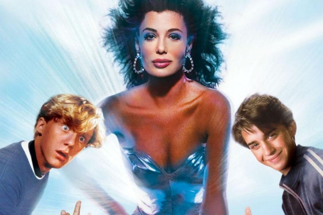 'La mujer explosiva' (Weird Science, 1985)