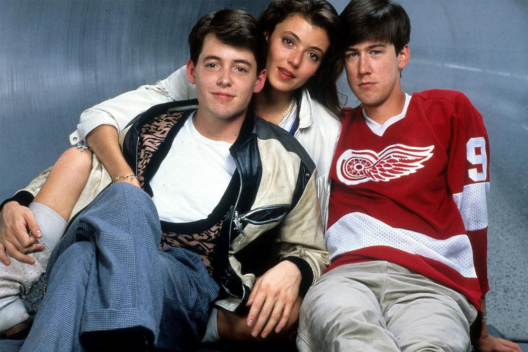 'Todo en un día' (Ferris Bueller's Day Off, 1986)