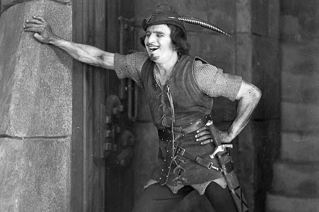Douglas Fairbanks: El pionero