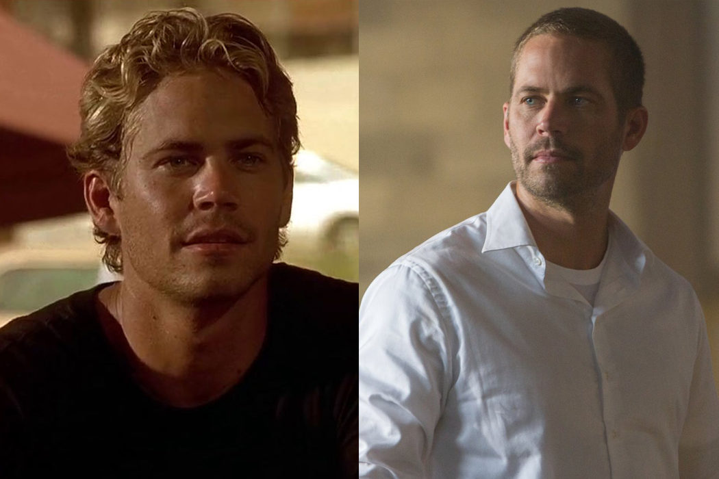 Paul Walker (Brian O'Conner)