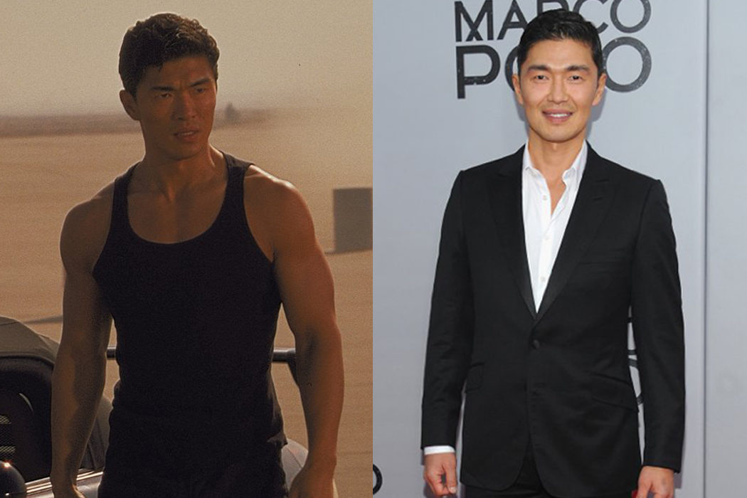 Johnny Tran (Rick Yune)