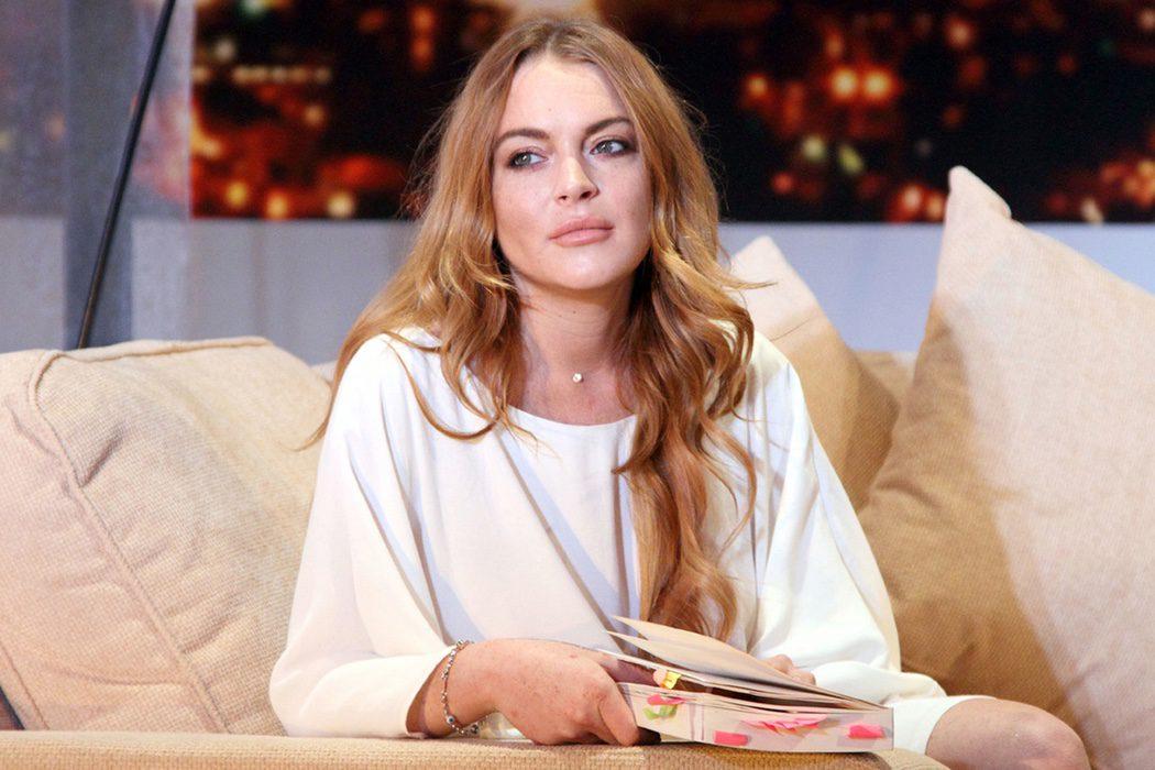 Lindsay Lohan siempre será Lindsay Lohan