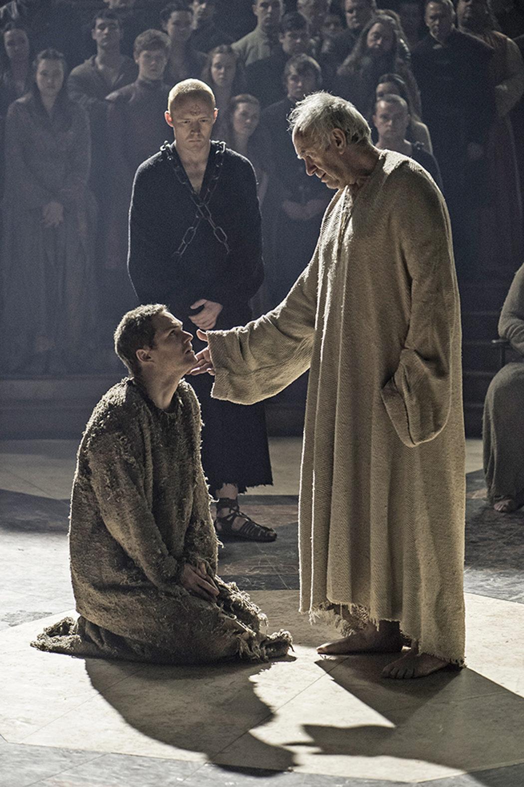 Loras Tyrell y el Gorrión Supremo
