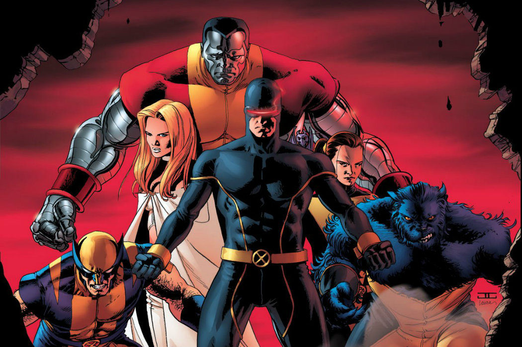 'Astonishing X-Men'