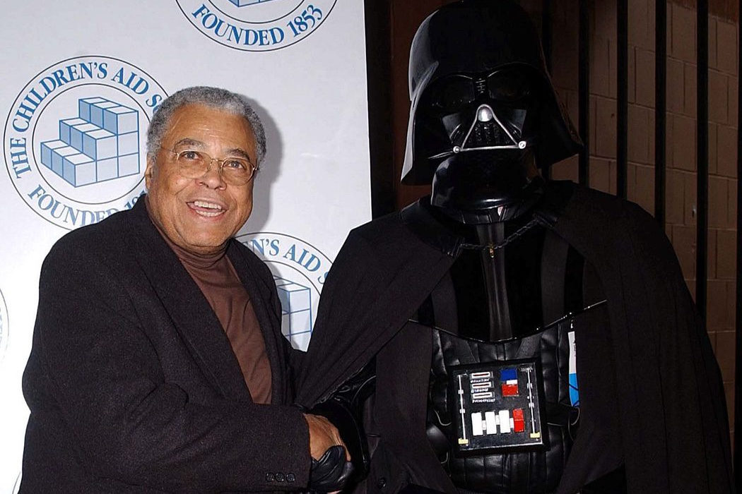 James Earl Jones volverá a ser la voz