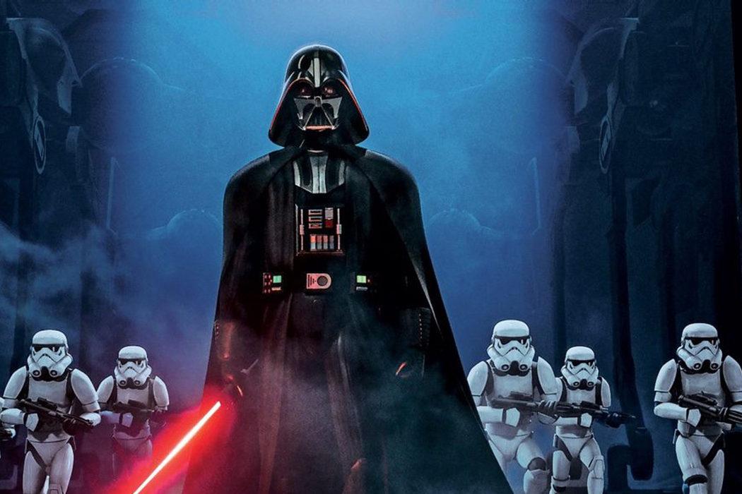 Darth Vader en pequeñas dosis