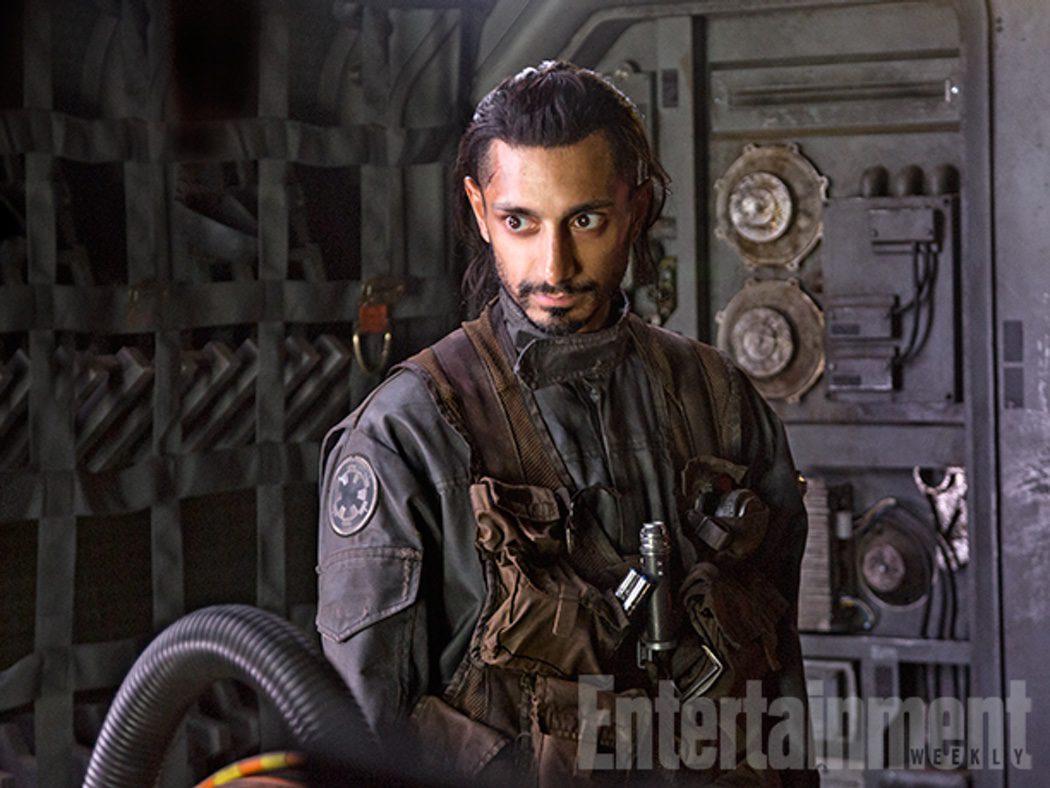 Riz Ahmed es Bodhi Rook en 'Rogue One'