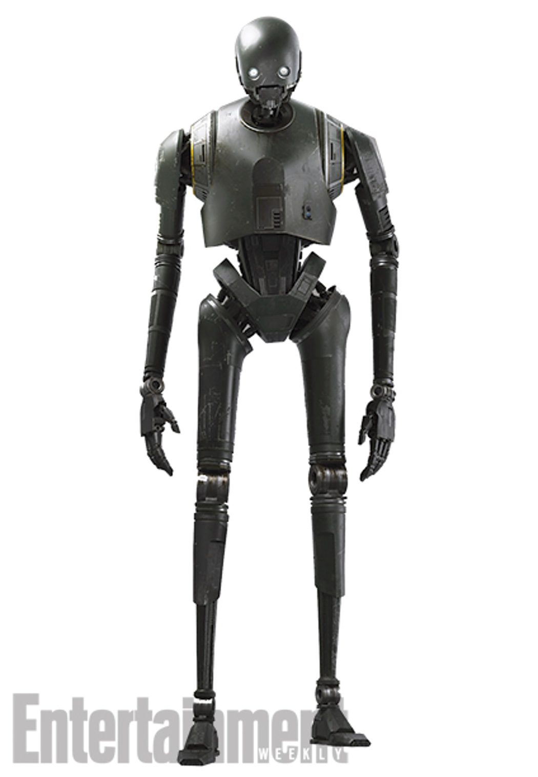 El nuevo K-2SO de 'Rogue One: Una historia de Star Wars'
