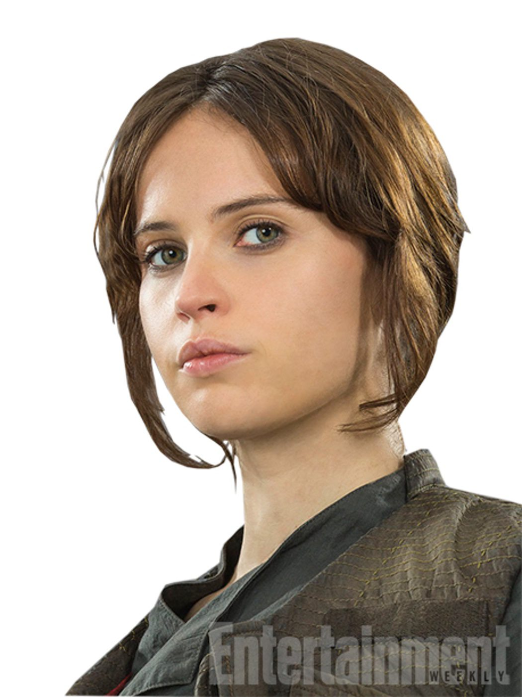 Jyn Erso en 'Rogue One: Una historia de Star Wars'