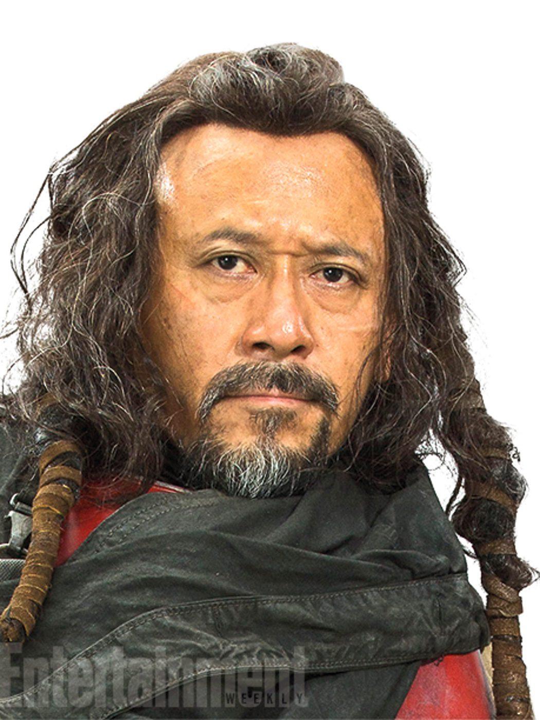Jiang Wen es Baze Malbus en 'Rogue One'