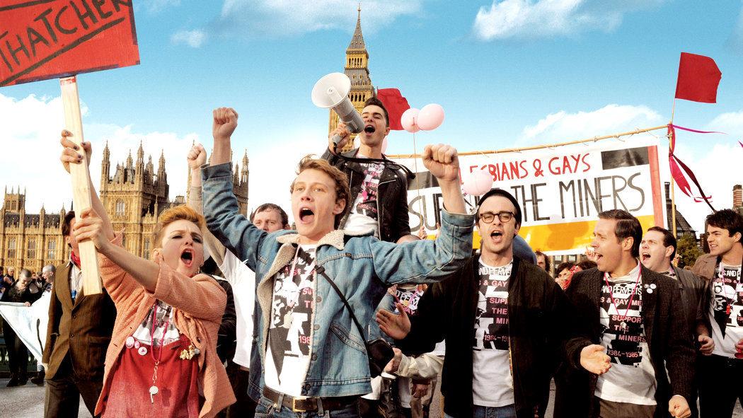 'Pride' (120 minutos)
