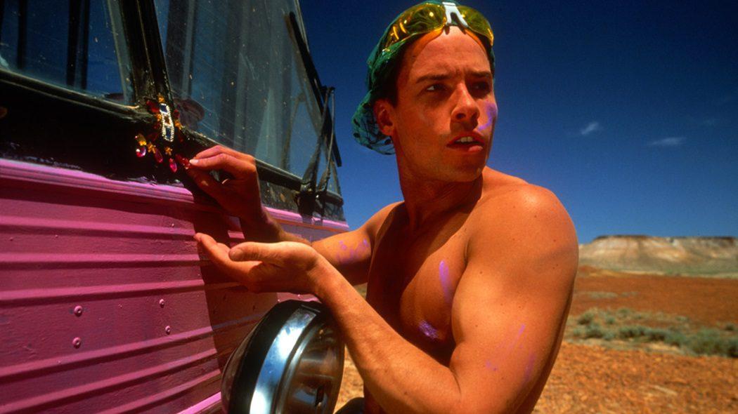 'Las aventuras de Priscilla, reina del desierto' (102 minutos)