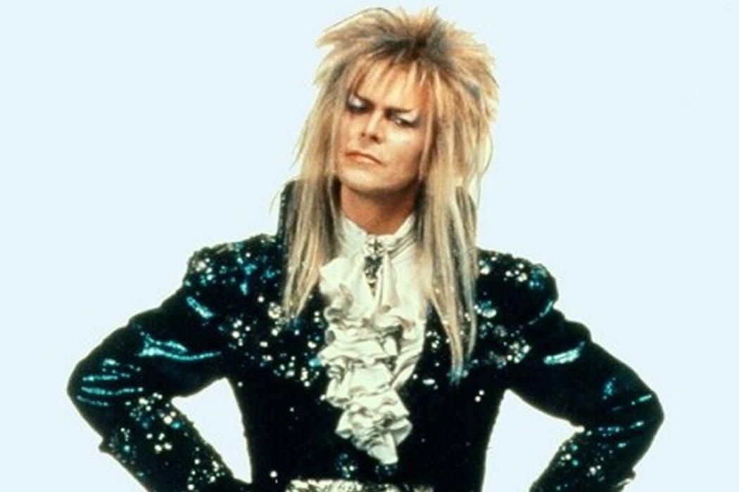 David Bowie no fue la primera opción para Jareth