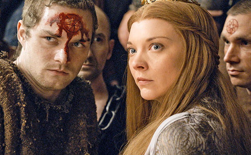Margaery Tyrell muy sorprendida