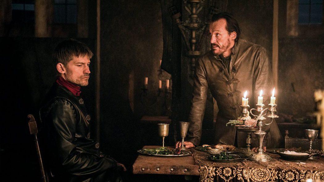 Jaime Lannister y Bronn