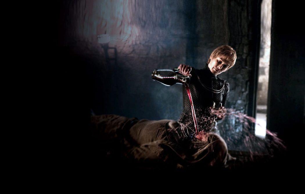 Cersei Lannister maquinando