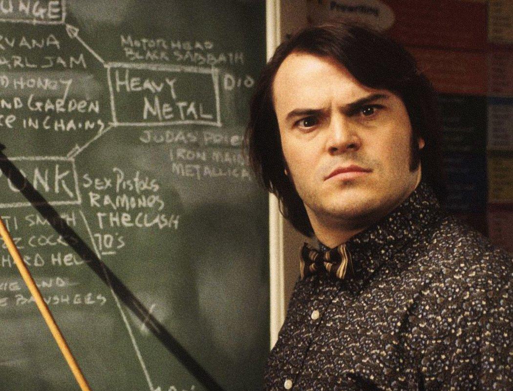 'Escuela de rock'