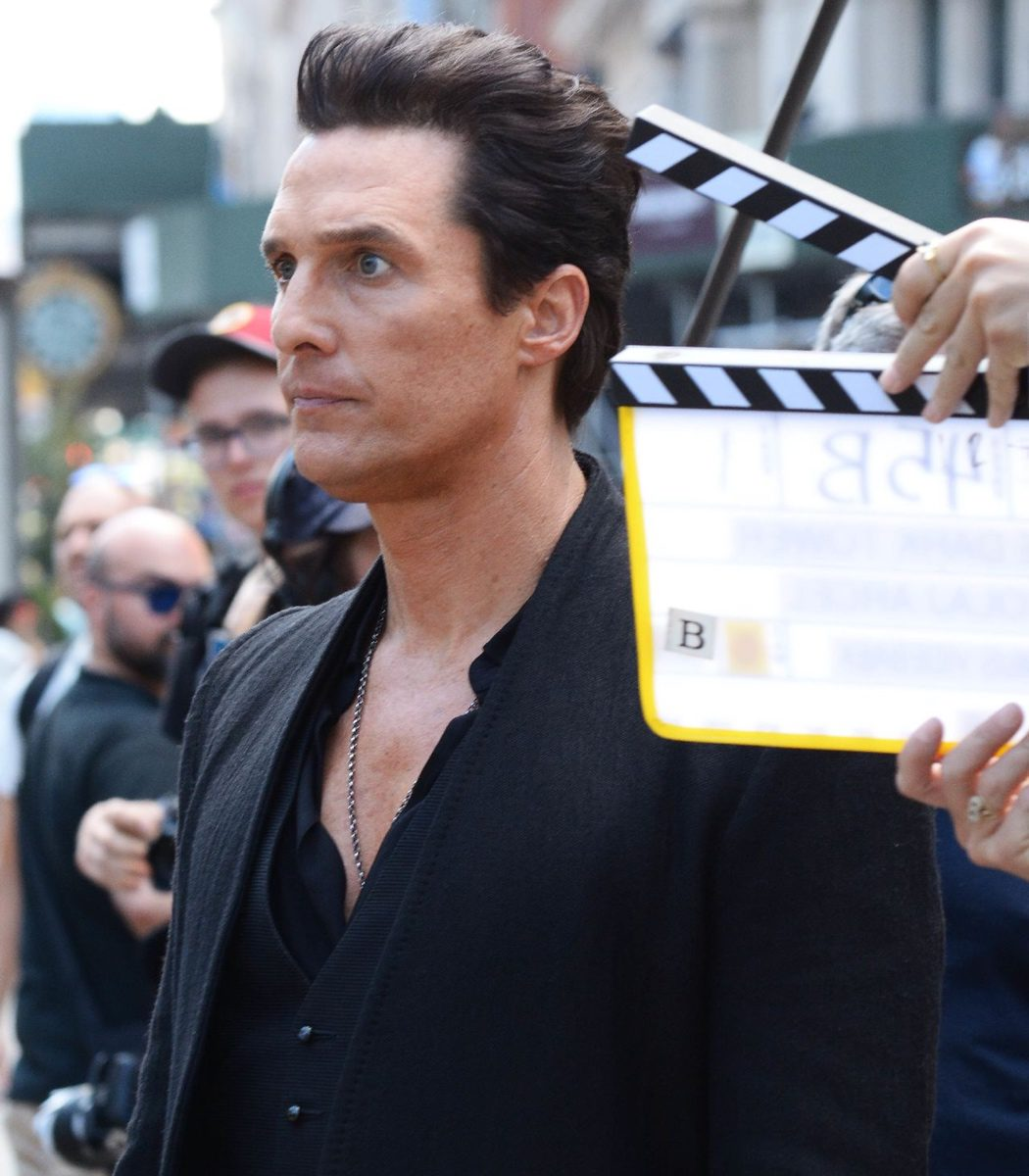 Matthew McConaughey encarna a Randall Flagg