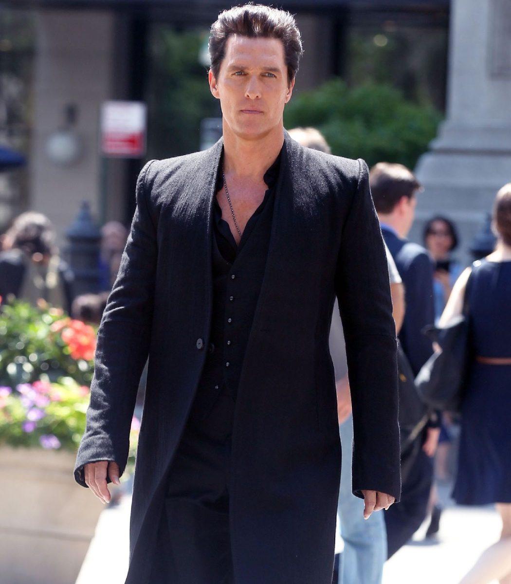 Matthew McConaughey da vida a Randall Flagg