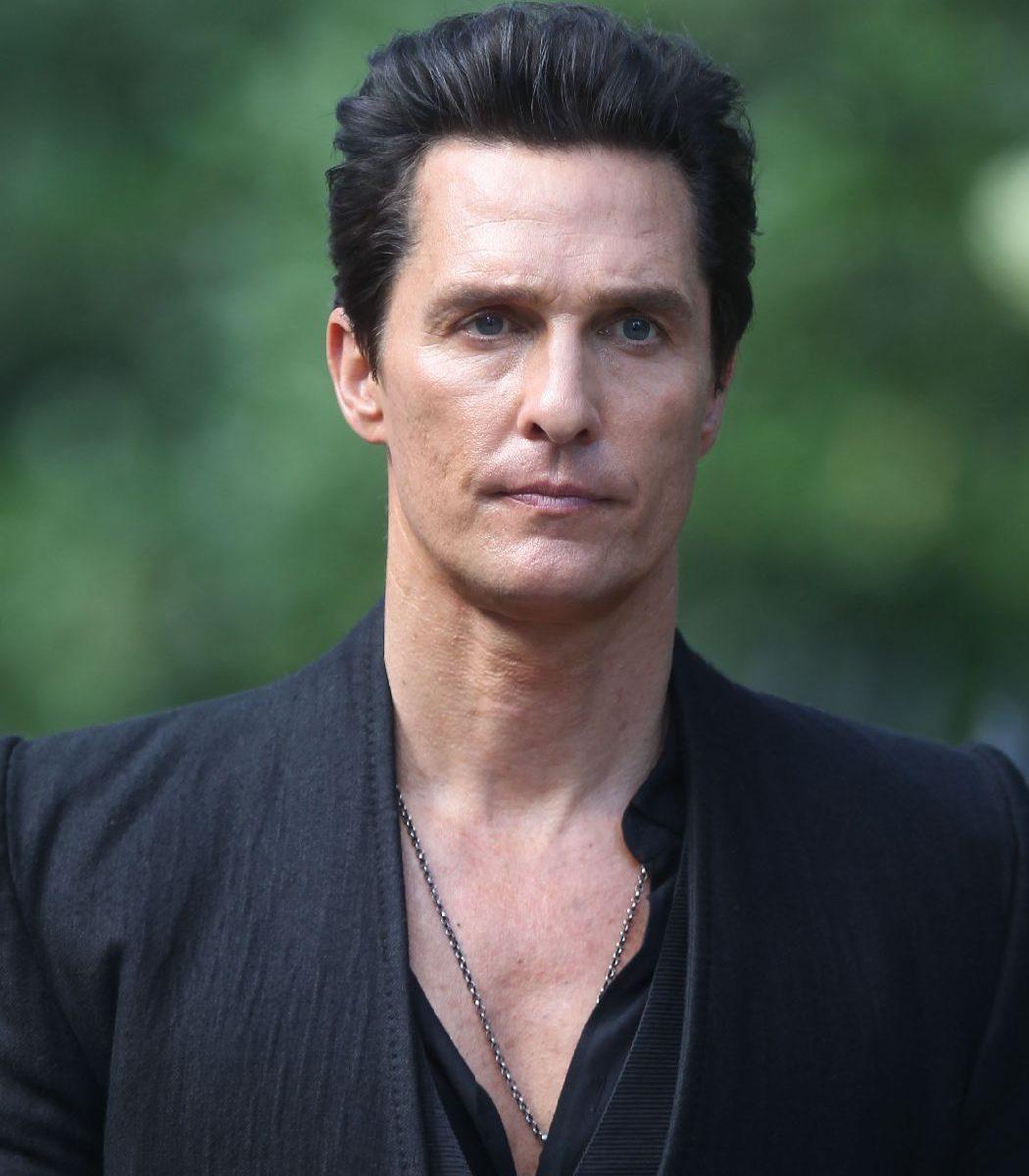 Matthew McConaughey se convierte en Randall Flagg