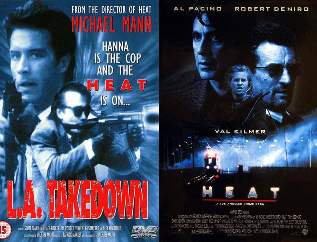 Michael Mann, 'Corrupción en Los Ángeles' (1989) / 'Heat' (1995)