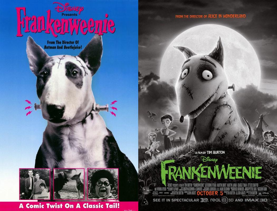 Tim Burton, 'Frankenweenie' (1984/2012)