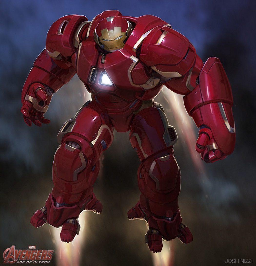 Iron Man, a punto de enfrentarse a Hulk