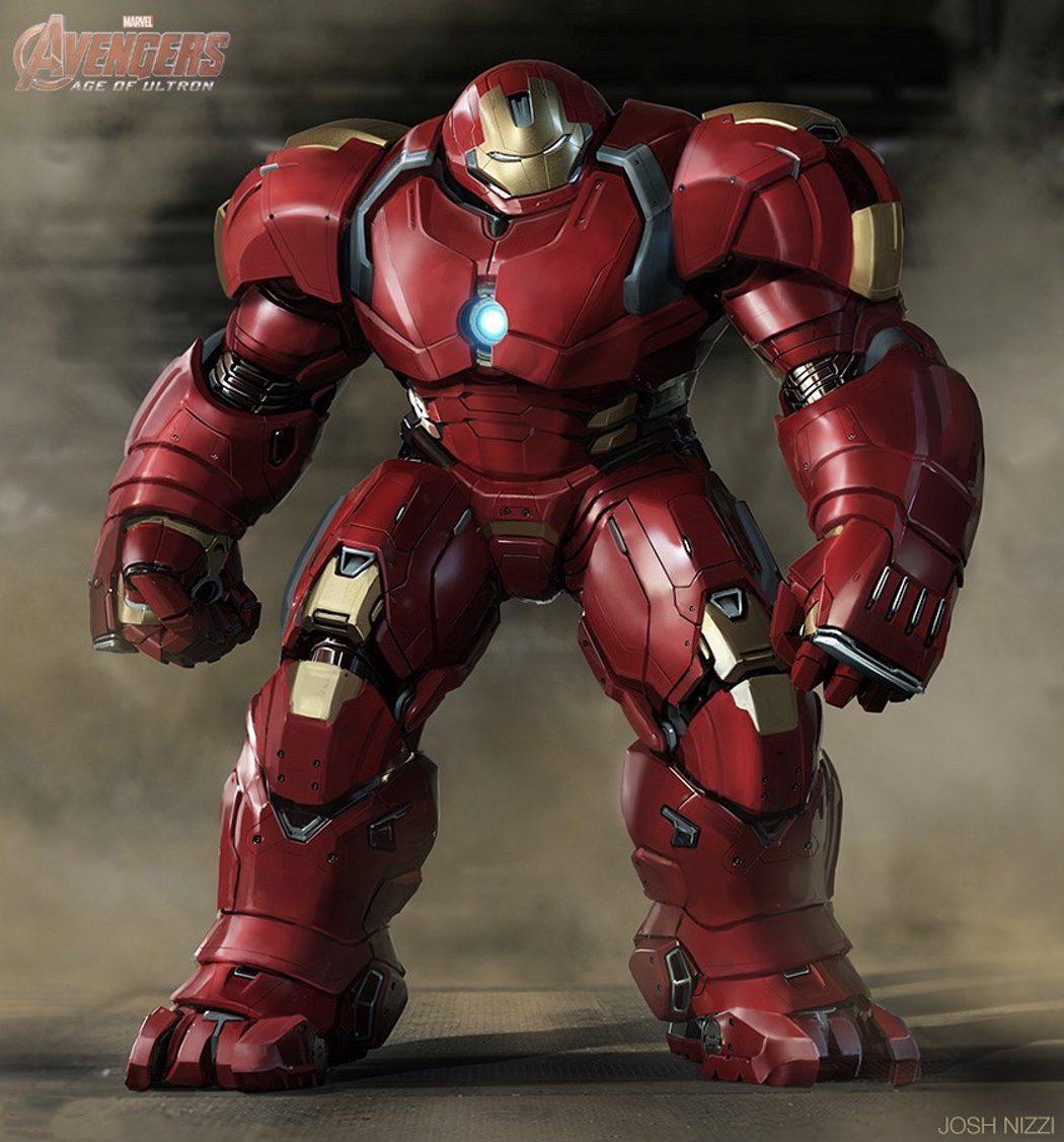 Iron Man presume de armadura nueva
