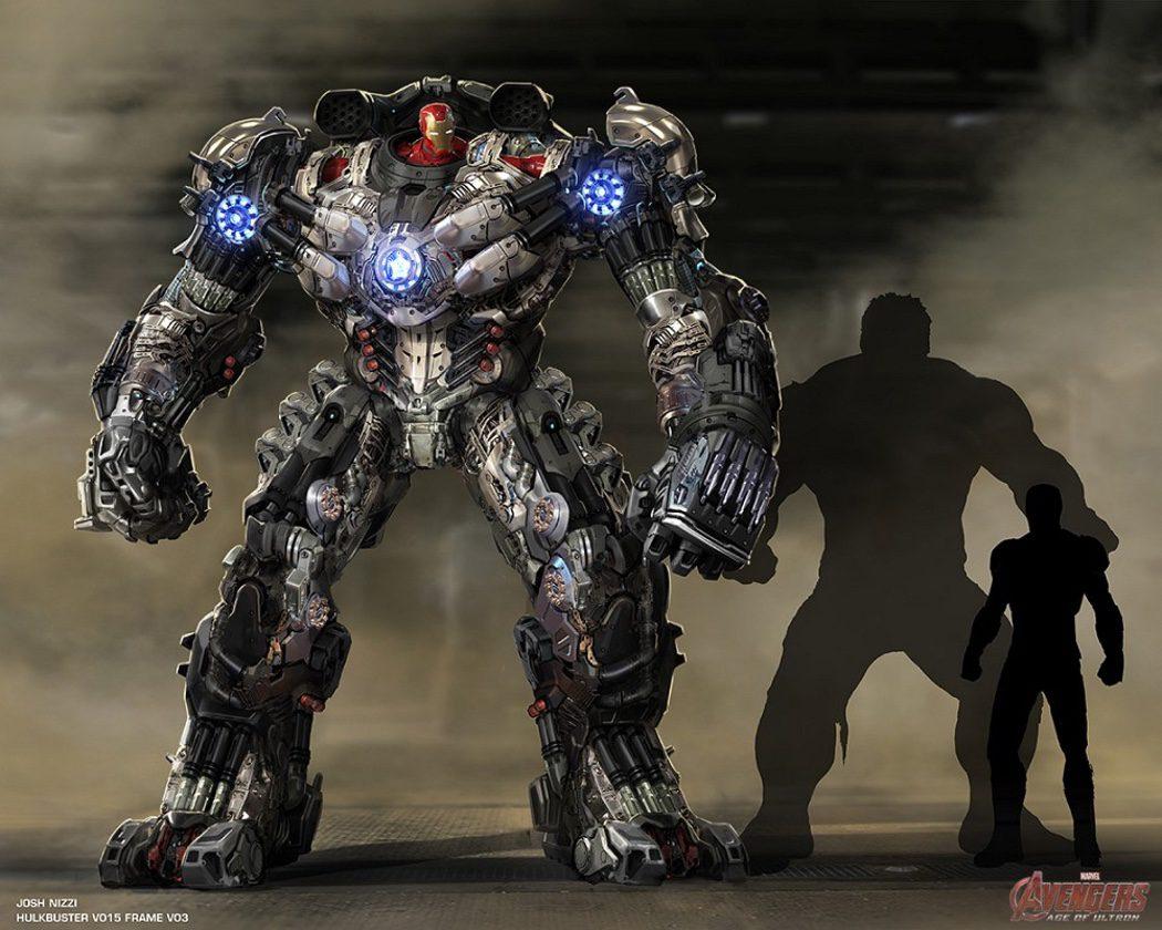 La otra armadura de Iron Man